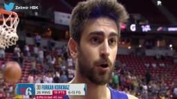 Philadelphia 76ers'a maçı kazandıran Furkan Korkmaz'ın maç sonu açıklamaları ALTYAZILI