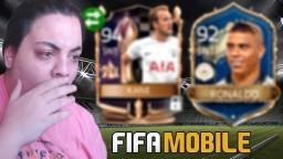 2002 ve 2018 'in EN İYİ FORVETİNİ ÇIKARDIM Fifa Mobile